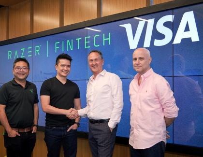Razer and Visa to Create Virtual Visa Prepaid Solution For Razer Pay e-wallet