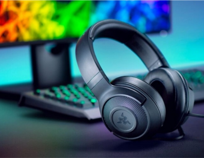 New Razer Kraken X Headset Offers Affordable Comfort