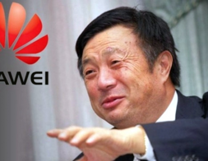 Huawei Founder Says Company Was Prepared for the U.S. Ban