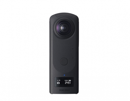 New RICOH THETA Z1 Camera Can Shoot 360-degree Spherical Images in a Single Shot