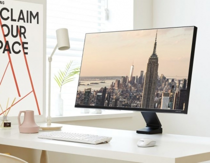 Samsung's New 2019 Monitors Are Designed for  Workspaces and Gaming