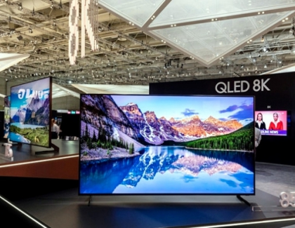 8K TVs Forecast to Account for Less Than 1 Percent of Global TV Market in 2019
