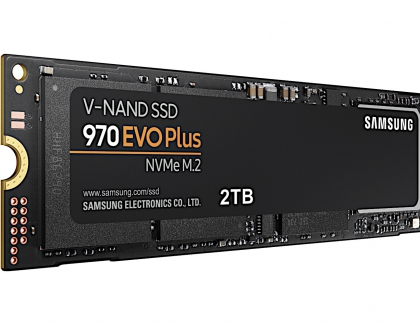 Samsung Sets New Performance Levels for Consumer NVMe SSDs with 970 EVO Plus