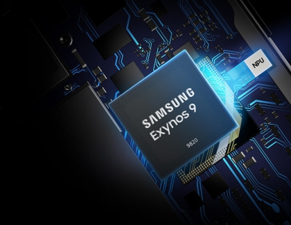 Samsung Brings On-device AI Processing for Mobile Devices with Exynos 9 Series 9820 Processor
