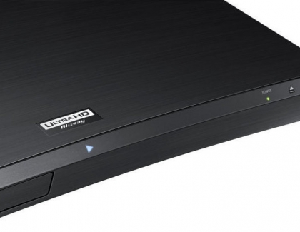 Samsung Abandons the 4K Blu-ray Player Market