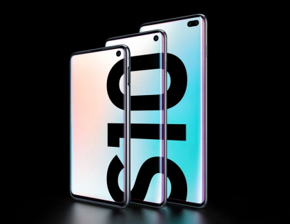 Samsung Galaxy S10 Earns DisplayMate's A+ Grade
