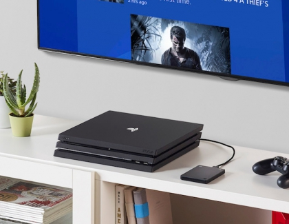 Seagate Launches 2TB Game Drive for PlayStation 4 Systems