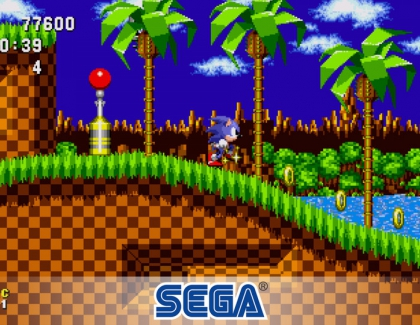 SEGA Puts 'Sonic' And 24 Other Classics On Amazon Fire TV