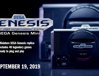 Sega Adds New Games To The Unreleased Genesis Mini