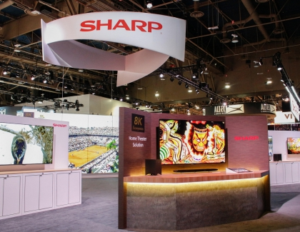 Sharp Returns to CES With Consumer 8K Cameras, Dynabook Revival