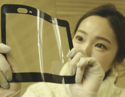 SK Innovation to Showcase Flexible Film for Foldable Devices at CES 2019