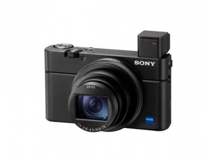 Sony Reveals the Cyber-shot DSC-RX100 VII Super-compact with 90 fps Bursts