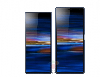 Sony Xperia 10 Leak Suggest a 21:9 Aspect Ratio, More Specs