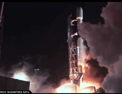 SpaceX Launches Three New Spacecrafts