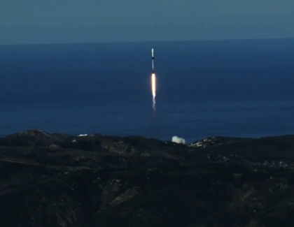 SpaceX Falcon 9 Carried 64 Satellites to Space