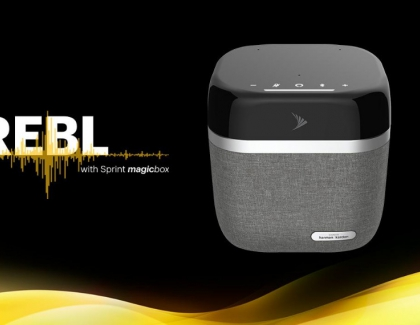 Sprint TREBL with Magic Box is a Smart Home Small Cell Solution
