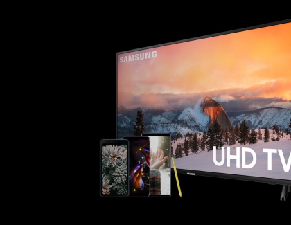"T-Mobile is Offering a 50"" 4K TV With Each Samsung Flasghip Smartphone"
