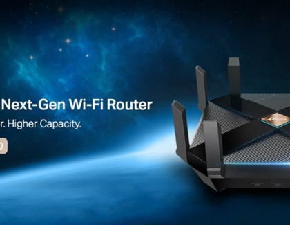TP-Link Introduces New 802.11ax (Wi-Fi 6) Wireless Standard With Five New Offerings