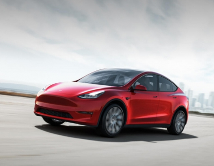 Tesla's Model Y SUV Arrives In 2020