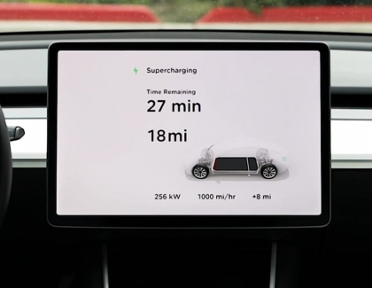 Tesla V3 Supercharging Tech Can Recharge a Car in 15 Minutes