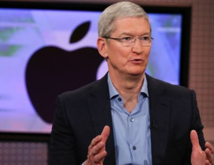 Tim Cook Talks About Upcoming Services, Qualcomm, iPhones