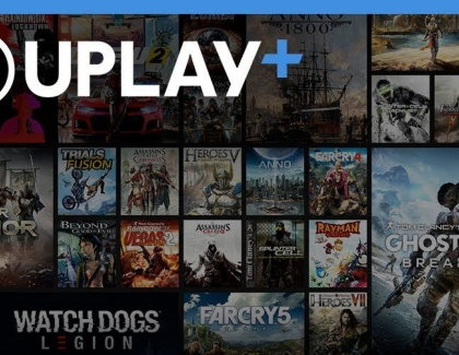 Ubisoft's Uplay+ Subscription Service Will Offer a Long Game Library