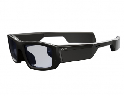 Vuzix Launches the $1,000 Blade Smart Glasses