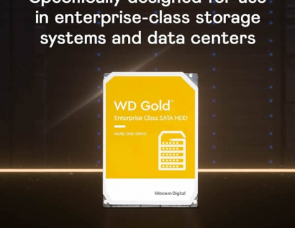 WD Gold 8T NAS HDD Review