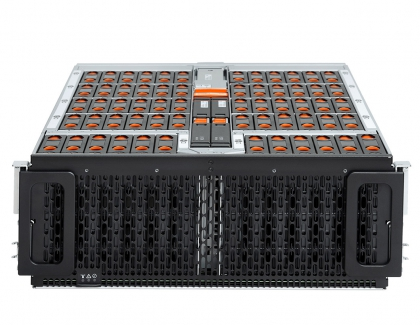 WD's IsoVibe Technology Reduces  Vibration in Storage Racks