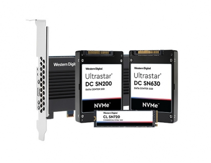 Western Digital Expands NVMe SSD Portfolio