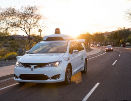 Waymo Blames Driver in Self-driving Car Accident