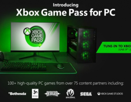 Microsoft Introduces Xbox Gamepass For PCs