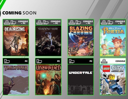 Coming To Xbox Game Pass: Middle-earth: Shadow Of War, Dead Rising 4, Gears 5 Tech Test, And More