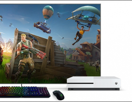 November 2018 Xbox Update Brings Keyboard and Mouse Support for Xbox One