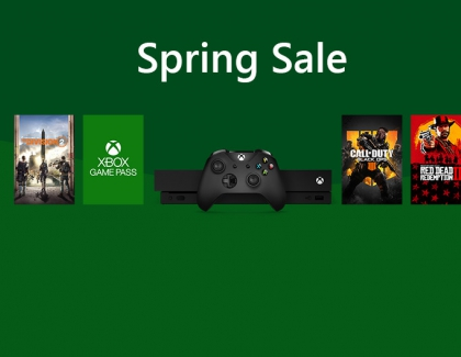 Microsoft Store Spring Sale Includes Deals on Games, Consoles, and Xbox Game Pass