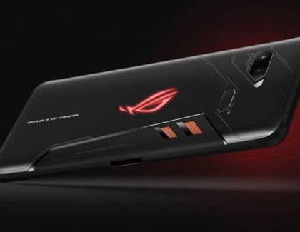 Asus' ROG Phone II Looks Like Mobile Gamer's Dream