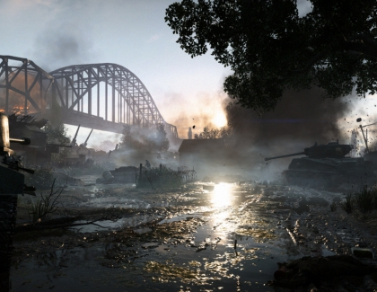 Real-Time Ray Tracing and DLSS Come to Battlefield V and Metro Exodus