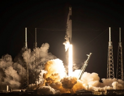 SpaceX Shipment Reaches Space Station