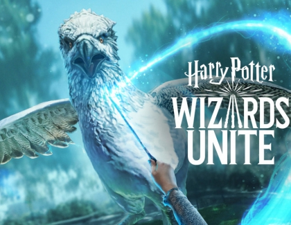 Niantic Releases Harry Potter AR Mobile Game Wizards Unite