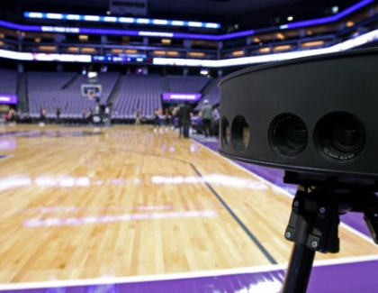 Intel and Turner Sports to Show NBA Broadcasts In VR