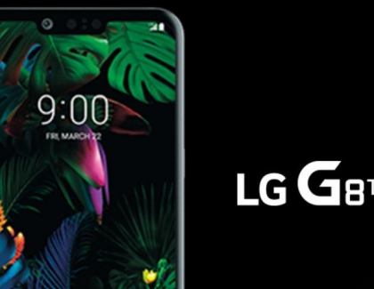 LG G8 ThinQ Available In The U.S. on April 11