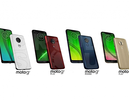 Motorola To Launch Its Moto G7 Series On Feb 7
