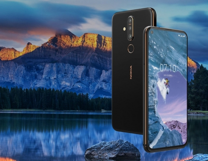Nokia X71 with 48-megapixel Camera Launched in Taiwan