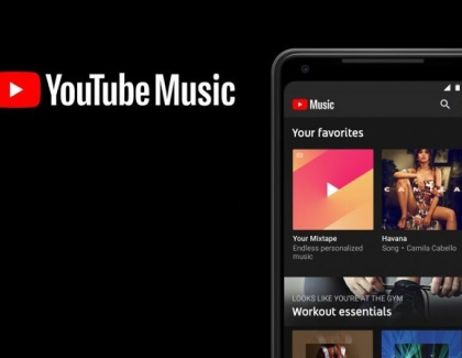 Youtube Music App Available in India