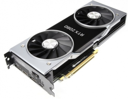 Nvidia GeForce RTX 2080 Ti and GeForce 2080 Founder's Edition review