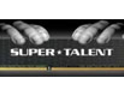 Supertalent PC3-1600 CL7