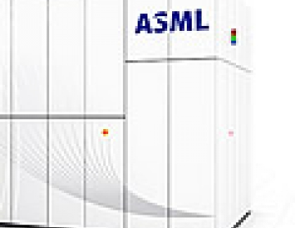 ASML 3400B  Production Platform For EUVL Ready For Shipping