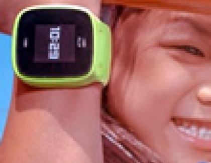 AT&T Introduces Wearable Locator and Voice Watch for Kids