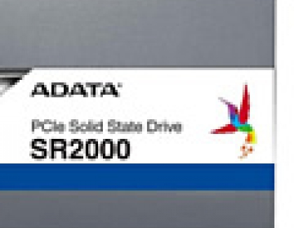 ADATA Launches SR2000 Enterprise-Class SSD Series