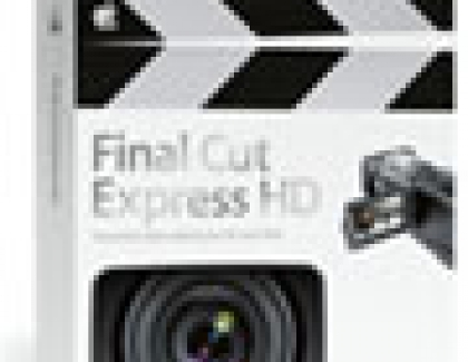 Apple Releases Final Cut Express HD 3.5